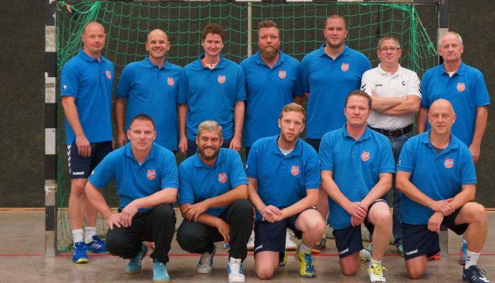 Handballer der SG 76
